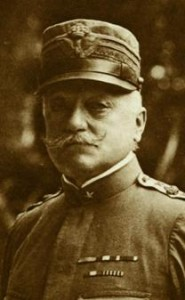 Gen. Guglielmo Pecori Giraldi