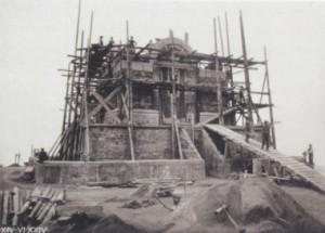 costruzione torre
